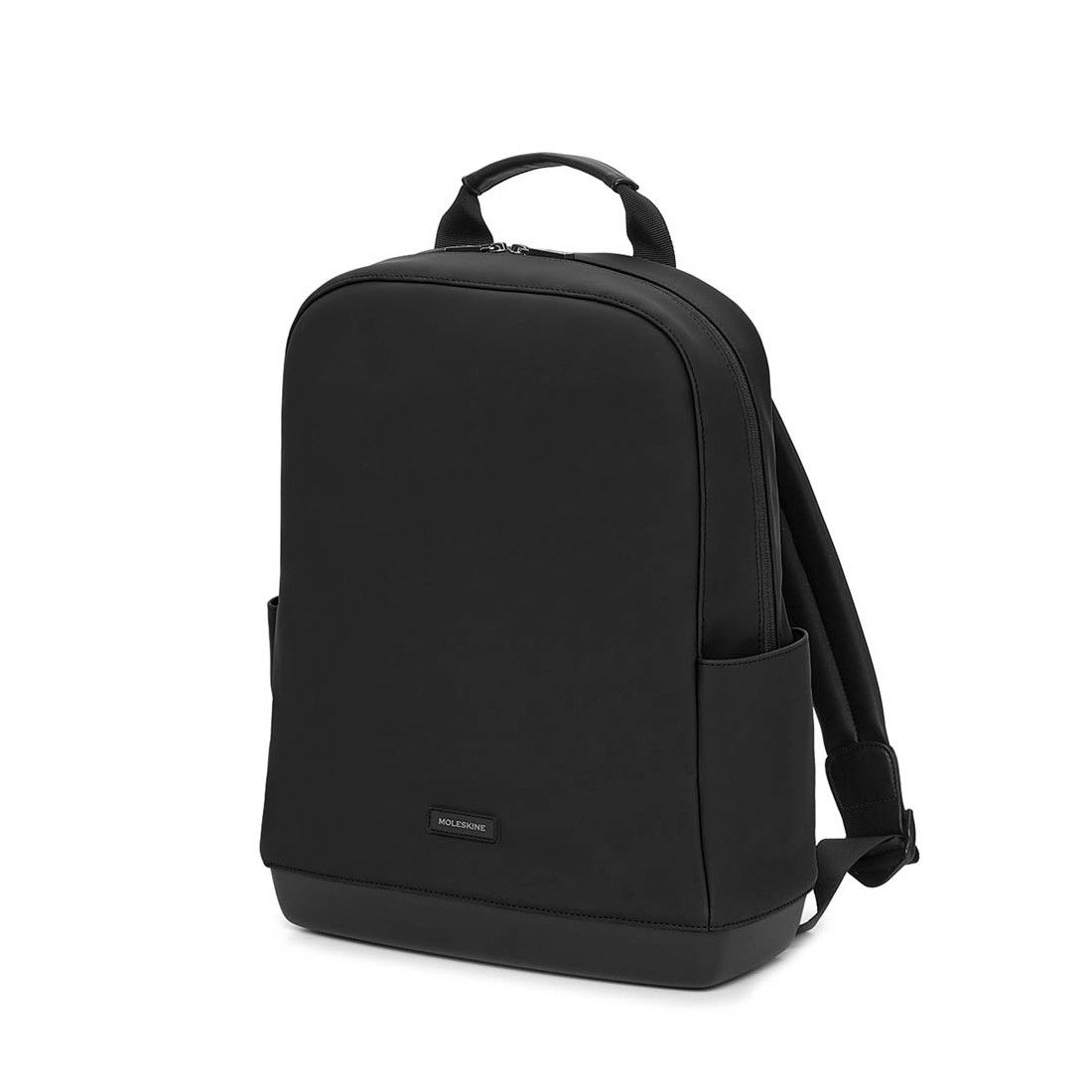 Mochila The Backpack - Pu Negro Suave...