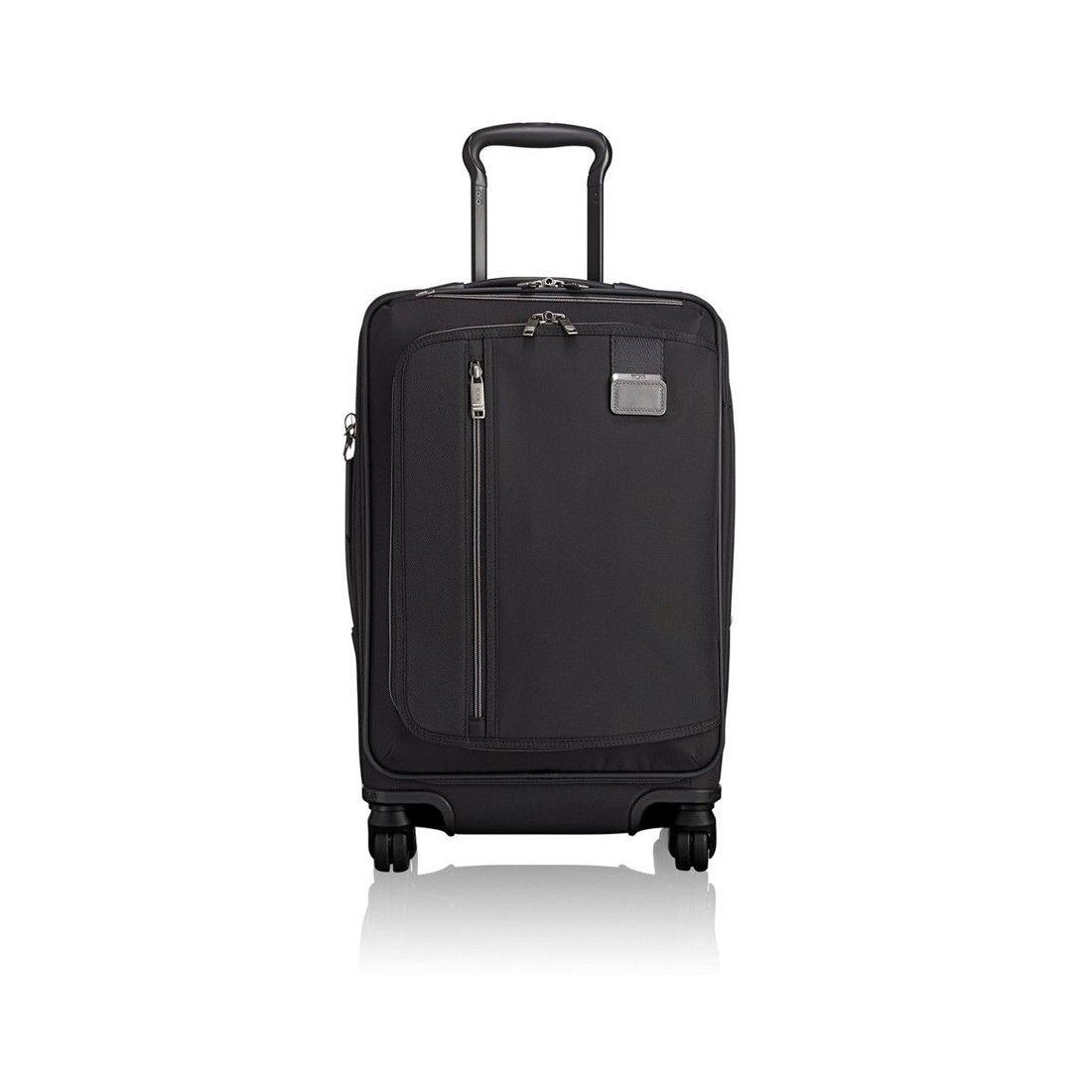 Tumi Merge maleta negra maleta blanda maleta spinner