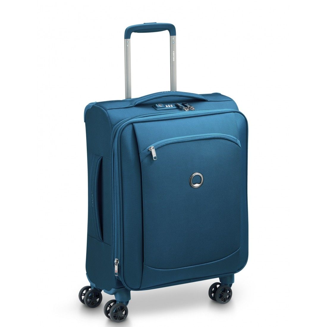 Delsey Montmartre Air Recycled | maleta azul